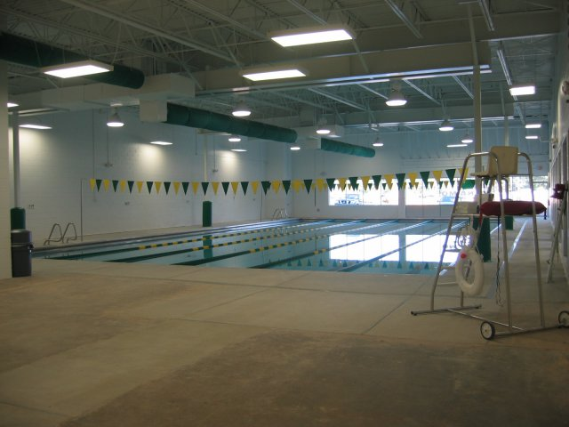 New Dynamo Swim Club Facility
